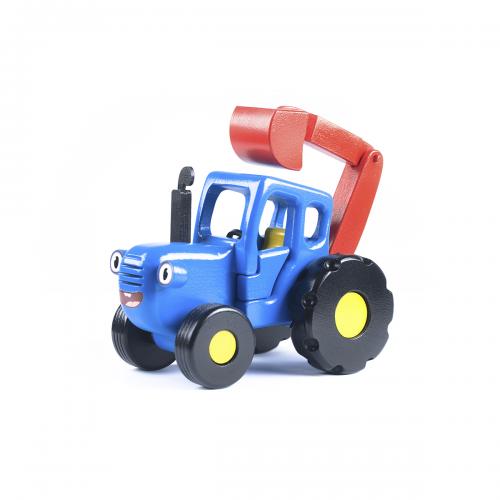 синий трактор игрушка из мультика купить